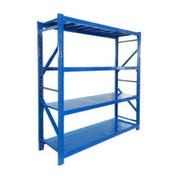 Heavy Duty Industrial Galvanized Warehouse Metal Folding Metal Storage Rack Shelf