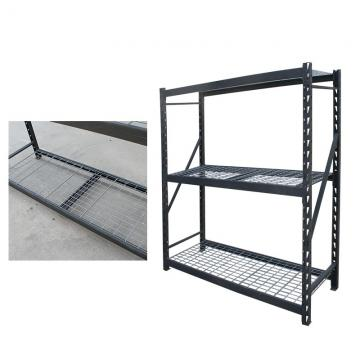 User-friendly design picking racks wire shelving with bins