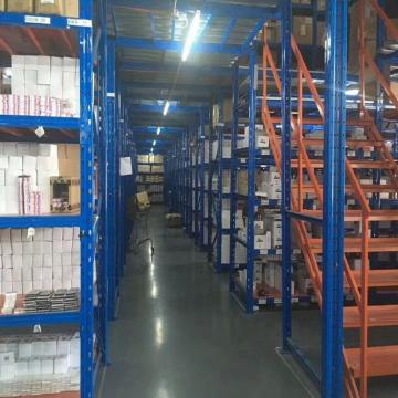 Warehouse Medium Duty Metal Shelving