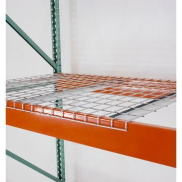 China warehouse metal boltless display storage wire shelving rack unit
