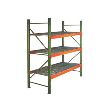 Maxrac steel long span heavy duty steel shelving 5 tier wire shelving for your store convenience