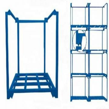 Logistic equipment heavy duty inventory pallet storage racks system Pallet stacking rack