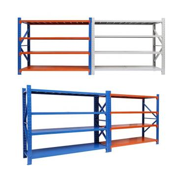 factory direct sale white blue 4 layers medium duty 200kg boltless steel warehouse storage rack