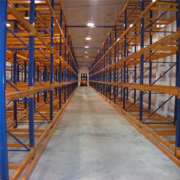 Widely used warehouse storage steel pallet racking for goods storage