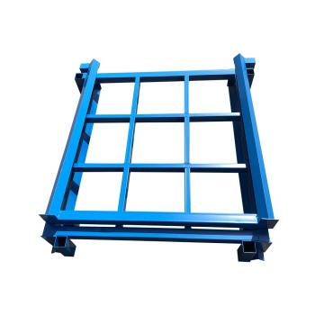 LIJIN Manufacture Factory 4 layers Metal Materials Light Duty Racks Warehouse Storage Racks