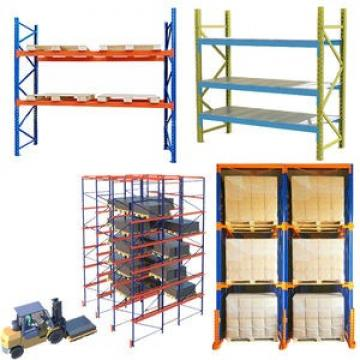 Q235 steel warehouse storage industrial shelf heavy duty adjustable selective metal steel pallet racks for industrial storage