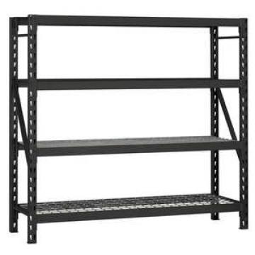 Bulk food iron metal shelving racks for retail stores