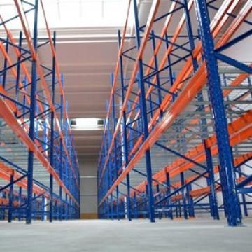 Industrial racking metal storage racks / warehouse stacking and racking system / warehouse shelving unit adjustable storage syst