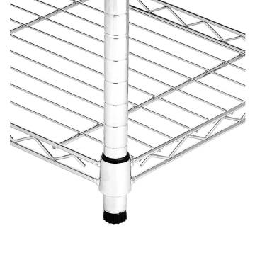 Ce certificate Industrial Use home use stainless steel wire mesh shelf