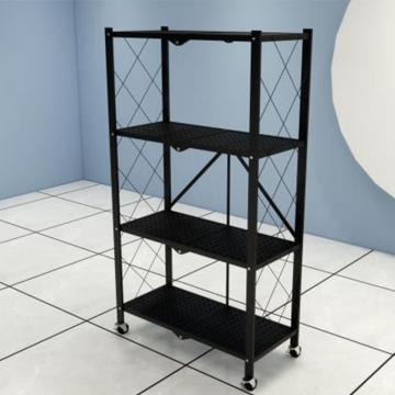 Wholesale commercial stainless steel pipe kitchen shelf kitchen storage rack