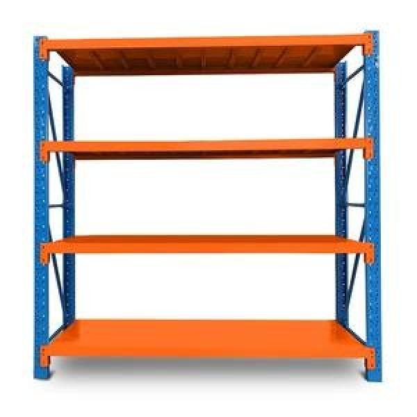 Materials shelves custom made storage display pallet